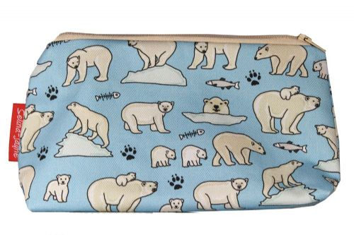 Selina-Jayne Polar Bear Limited Edition Designer Cosmetic Bag